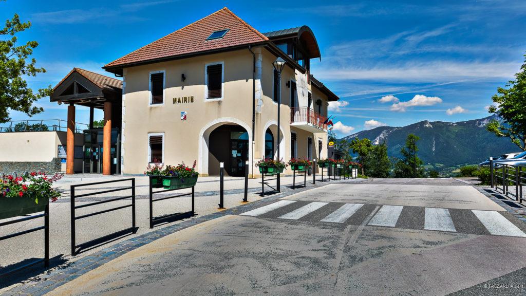 Mairie de St Martin Bellevue