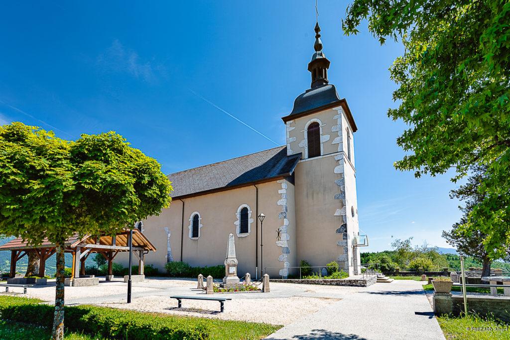 Eglise de St Martin Bellevue